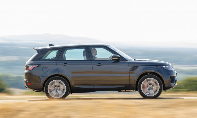 New Range Rover Sport PHEV (2018-) Review