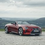 New Lexus LC Convertible Review