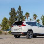 New Honda CR-V Hybrid 2018