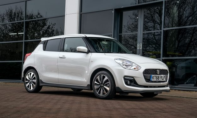 Suzuki Swift Attitude 2019 UK review