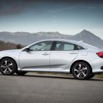 Honda Civic Saloon Review